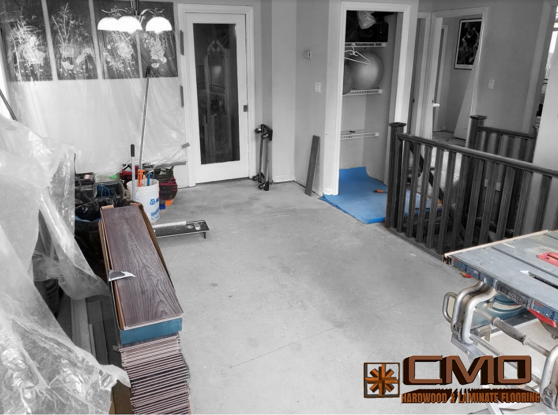 We believe to be the only flooring installers in all