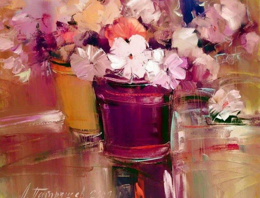 Paisajes y bodegones cuadros f ciles de pintar pintura - Pintar cuadros faciles ...
