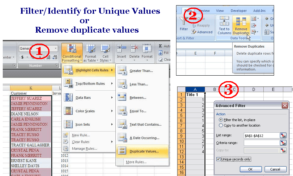 Center Excel Headings Without Merging Cells Advanced
