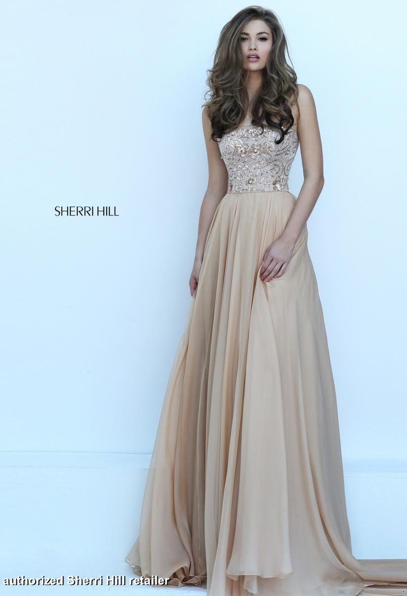 Sherri Hill 50305 | Products | Pinterest | Brautjungfern