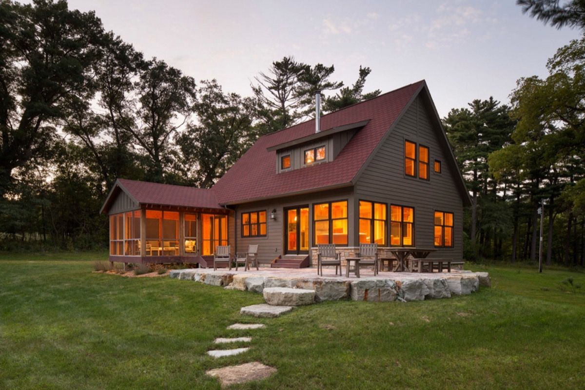 Small Cabin In Minnesota Small Cabin Cabins And Cottages Architect House