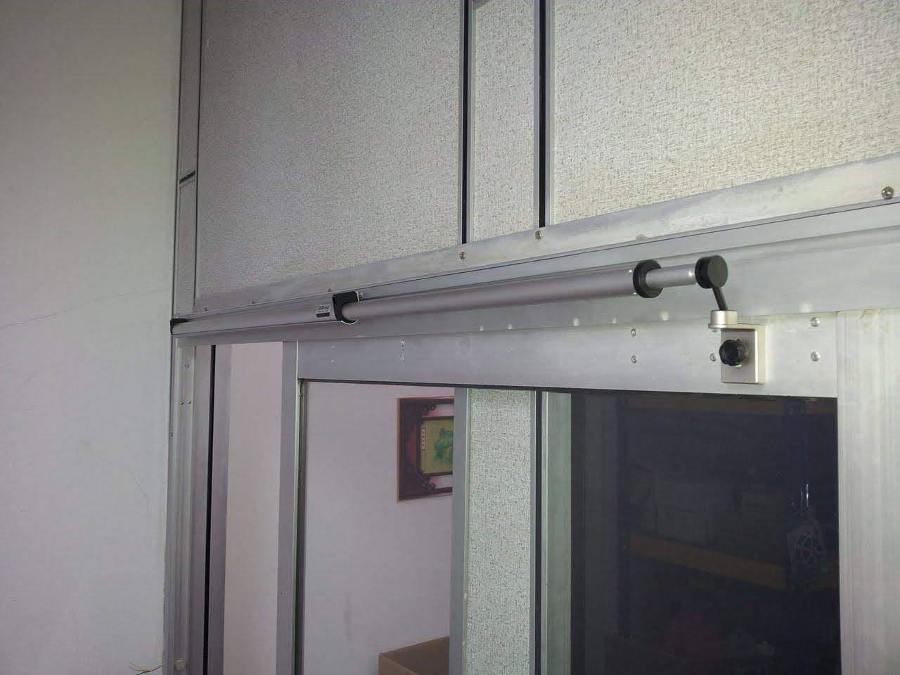 Auto Closing Sliding Screen Door Zef Jam