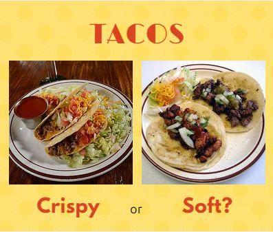 Crispy or Soft? We have both.