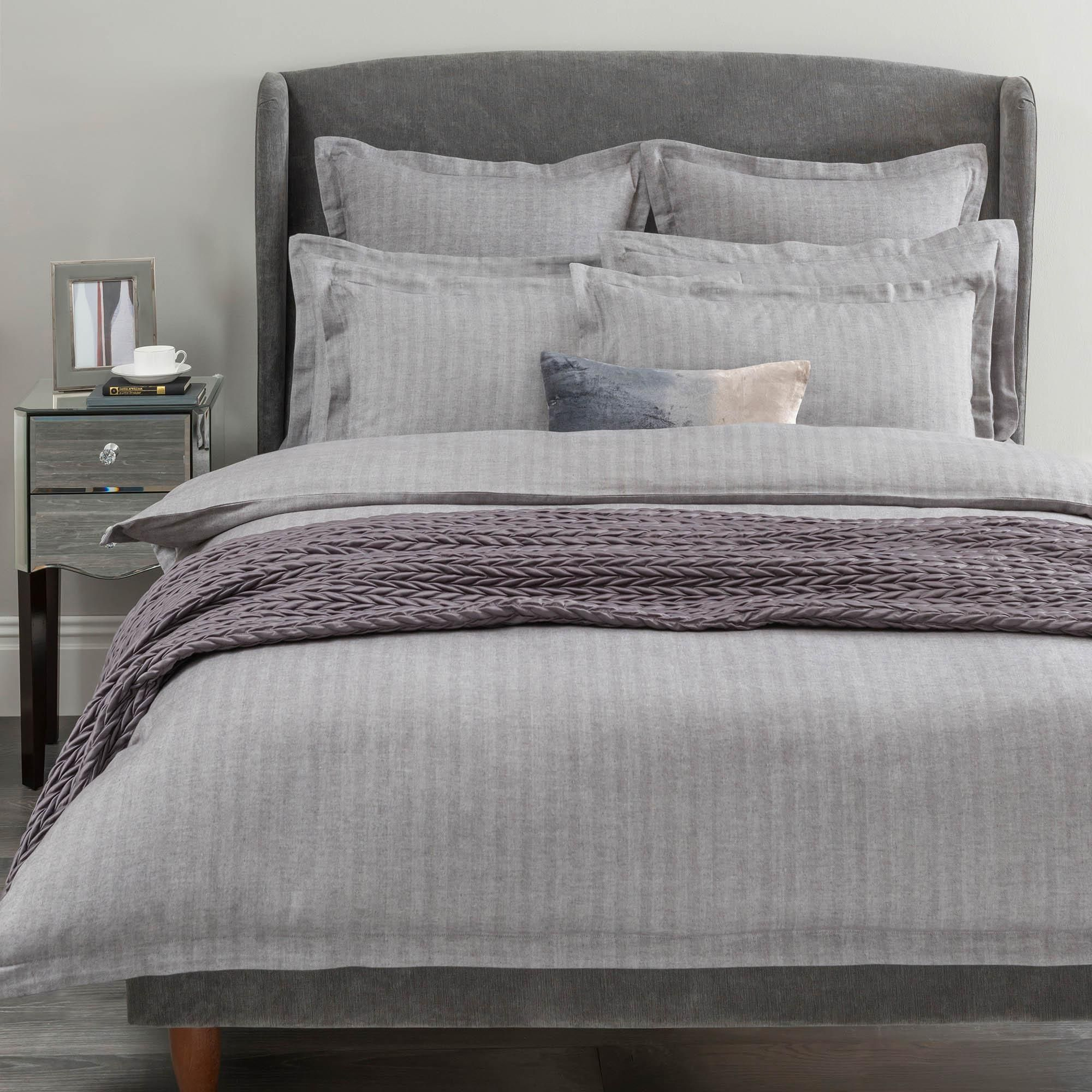 embroidered embroideredheaven products grey home heaven bela circle casa duvet cameo cover cotton
