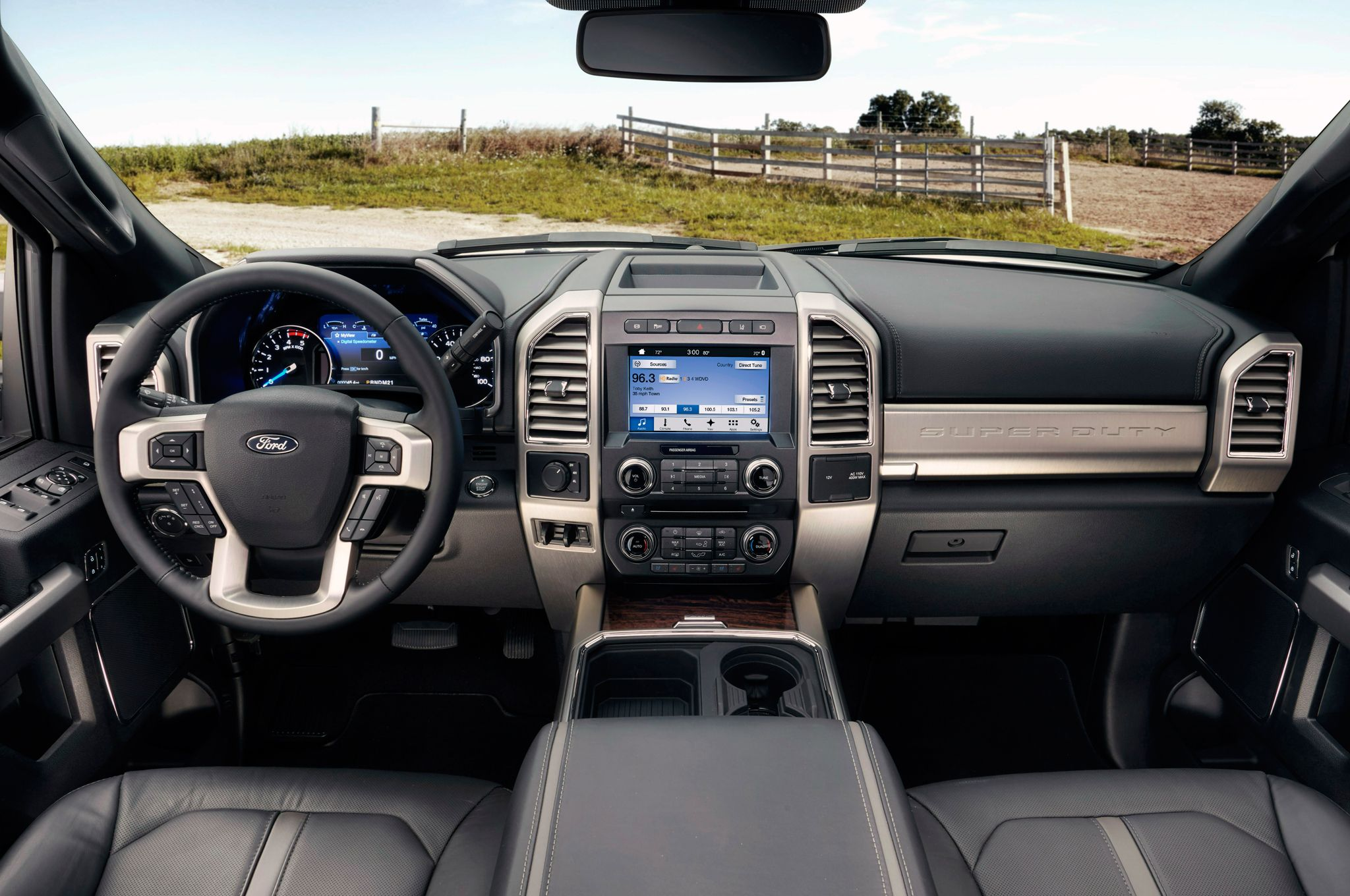 2018 ford f450 super duty crew cab 4x4 interior reviews