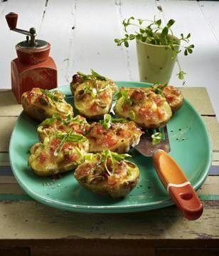 Bruschetta Kartoffeln Rezept Rezepte Lecker Und Fingerfood