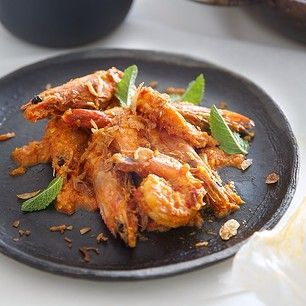 Sambal Udang | 22 Malaysian Foods Everyone Should Learn How To Cook
