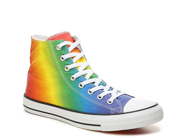 Chuck Taylor All Star Pride High-Top Sneaker - Mens  5a5a4f57d