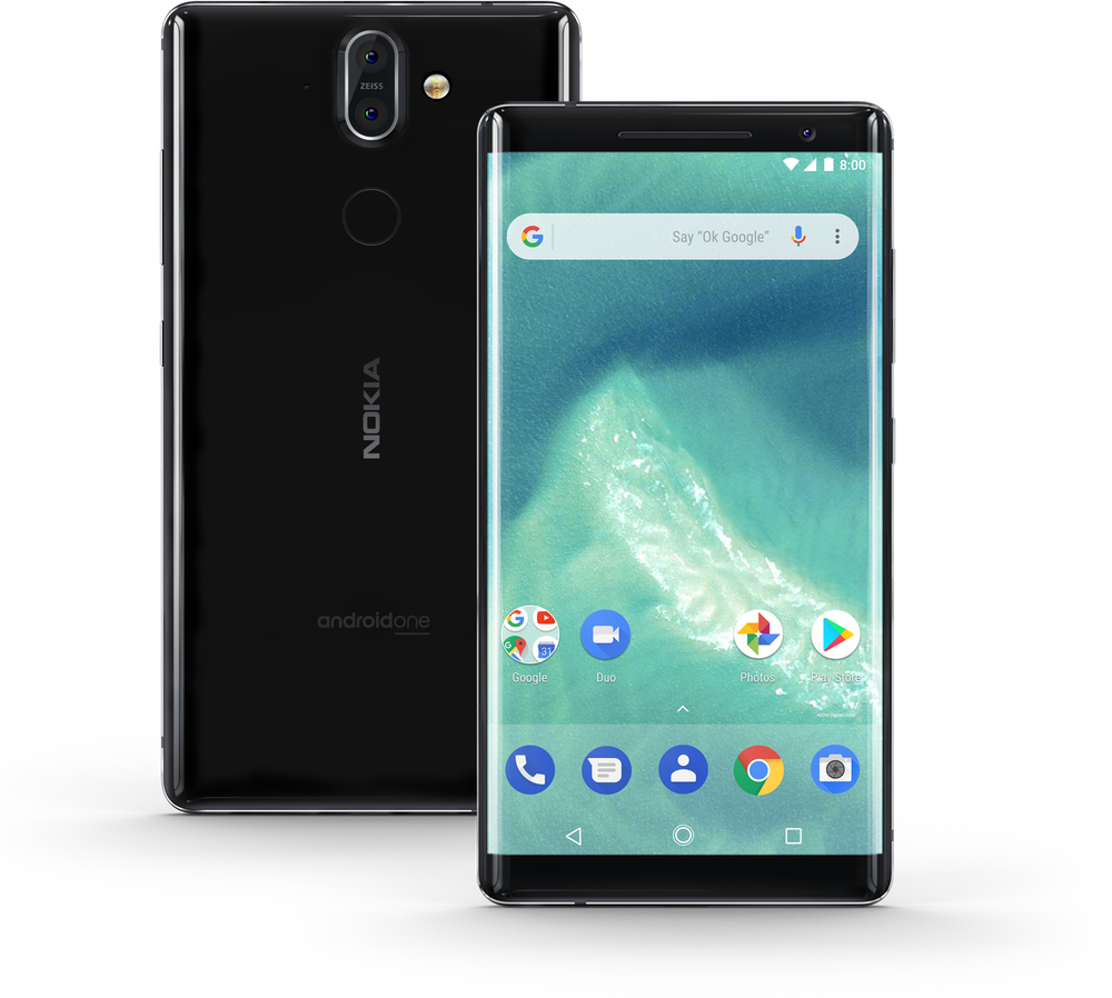 Image result for nokia 8 sirocco images
