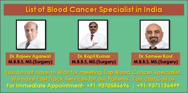 Best Blood Cancer Treatment Hospitals & Specialist in India | RANDom