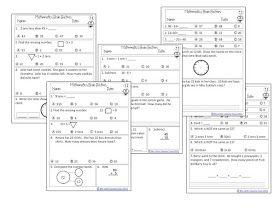 Oh My Little Classity Class: [Mathematics Brain Busters
