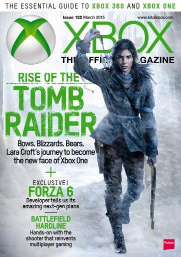 Every Issue Of The Official Xbox Magazine Has Exclusive Inside