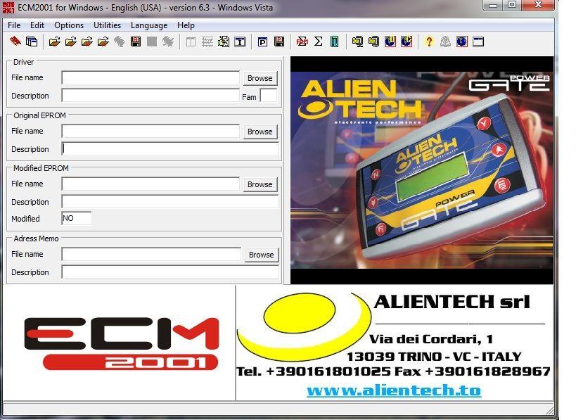 Ecm 2001 63 repair auto repair tools