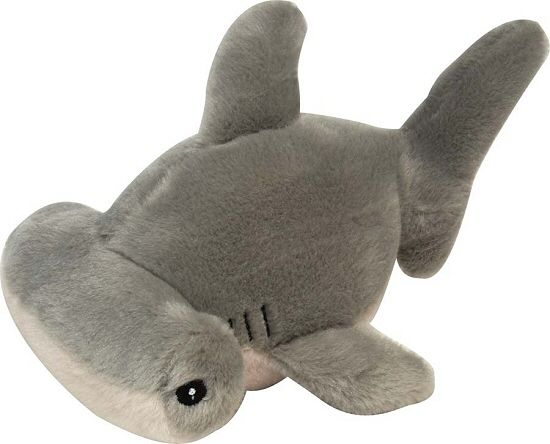 Giant Stuffed Shark hammerhead shark pudgy pals stuffed animalwild republic