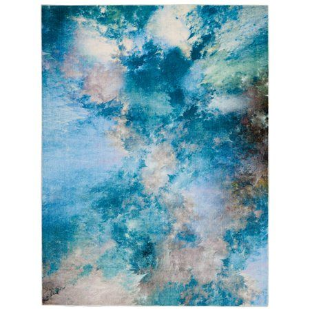Nourison Le Reve Photoreal Abstract