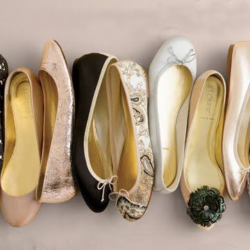 can never have enough flats