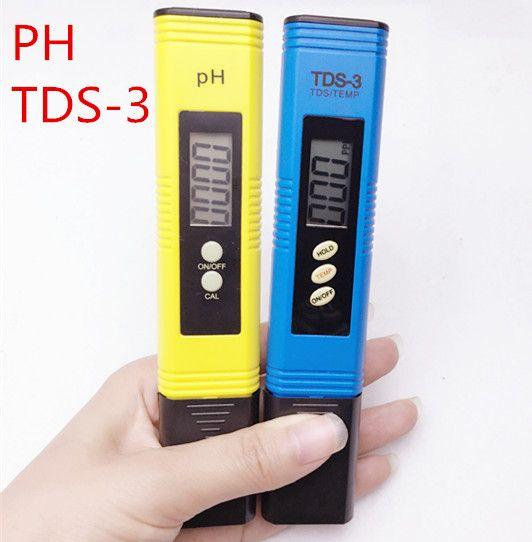 Superb Digital PH Meter Automatic Calibration And TDS Tester Titanium Probe Water  Quality Test Monitor Aquarium Pool Off
