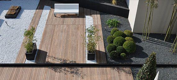 Créer Un Jardin Contemporain
