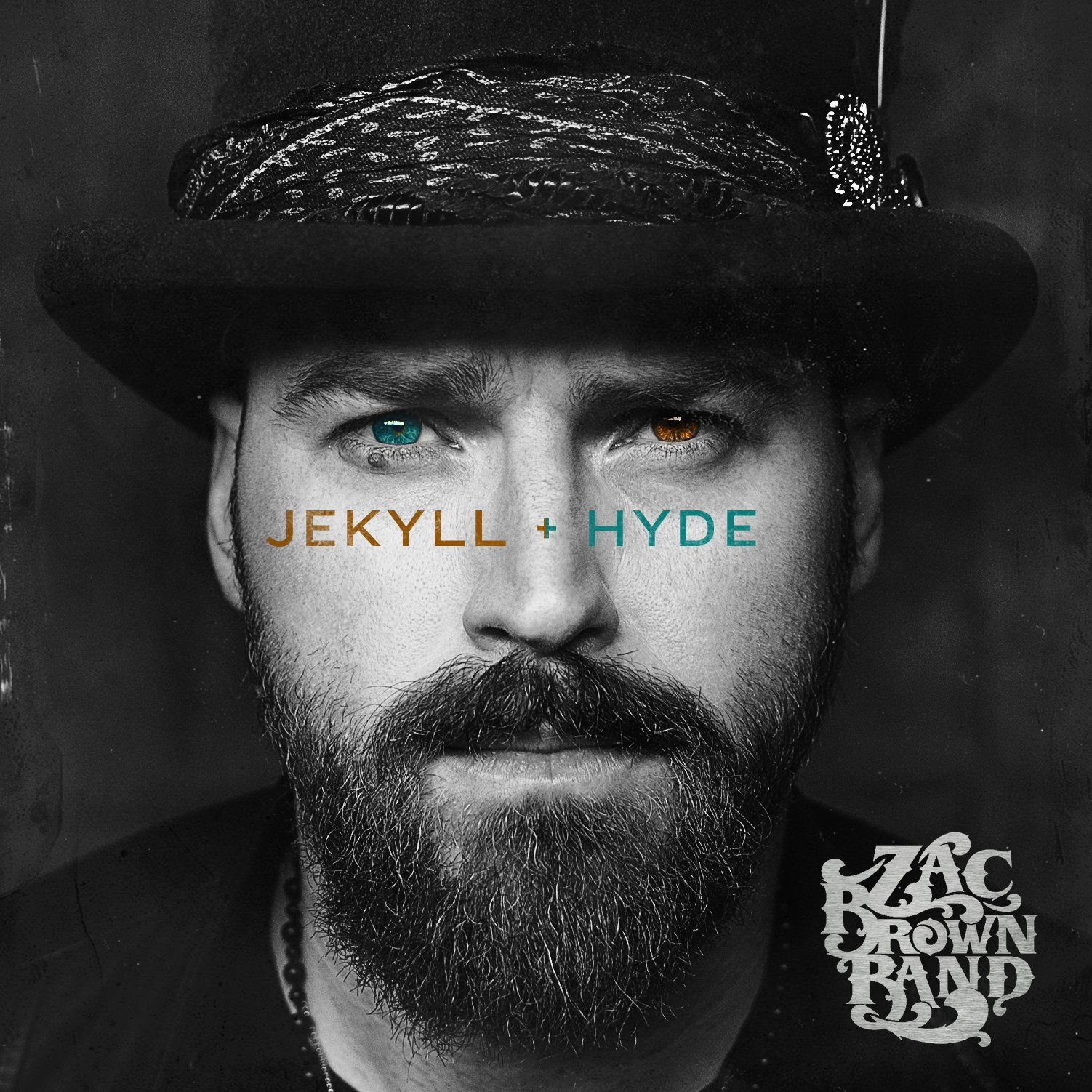 Jekyll Hyde Zac Brown Band Zac Brown Band Brown