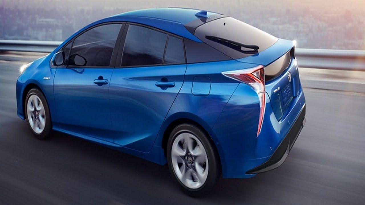 Toyota PRIUS 2017 Performance Exterior Technology, LED