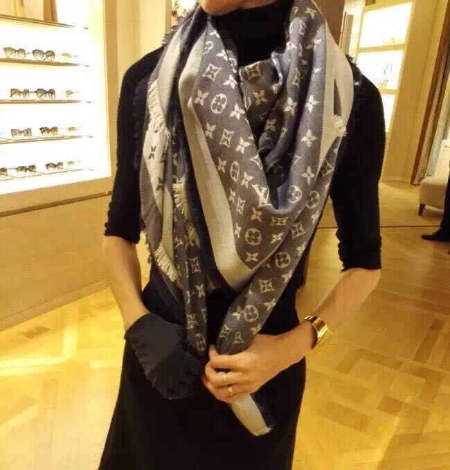 639c8a5555527 LOUIS VUITTON | Accessories/Jewelry in 2019 | Louis vuitton scarf ...