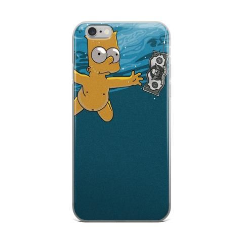 reputable site b061e c77dc Baby Bart Simpson Nirvana Nevermind Krusty The Crab Money The ...