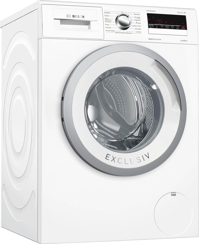 bosch waschmaschine smart home