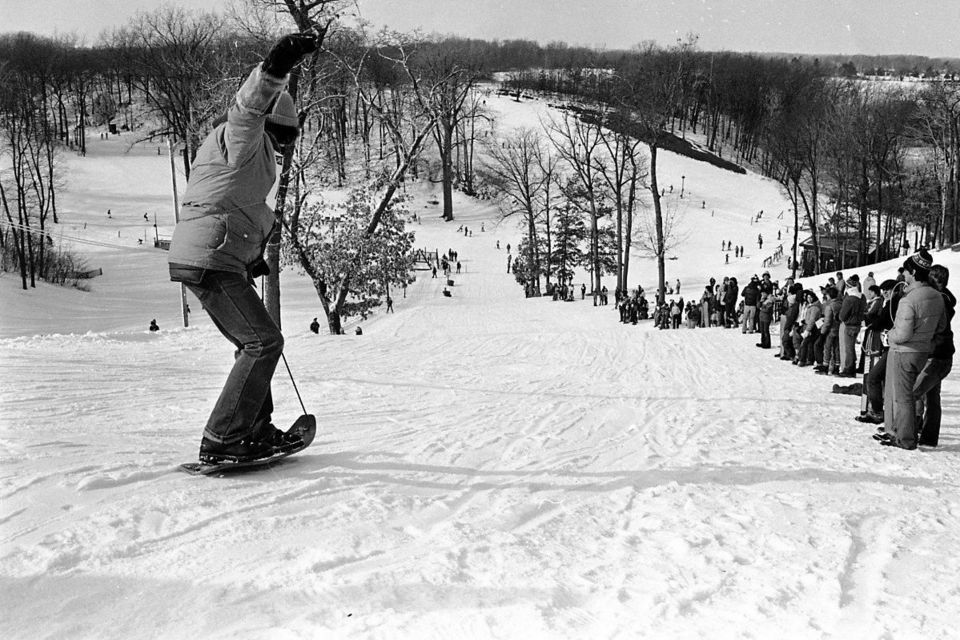 From Snurfer to snowboard See a timeline of winter sport