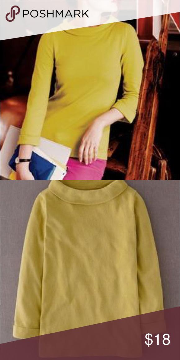 Boden Sixties Sweater Boden sixties sweater cotton, viscose, nylon, cashmere. Boden Sweaters