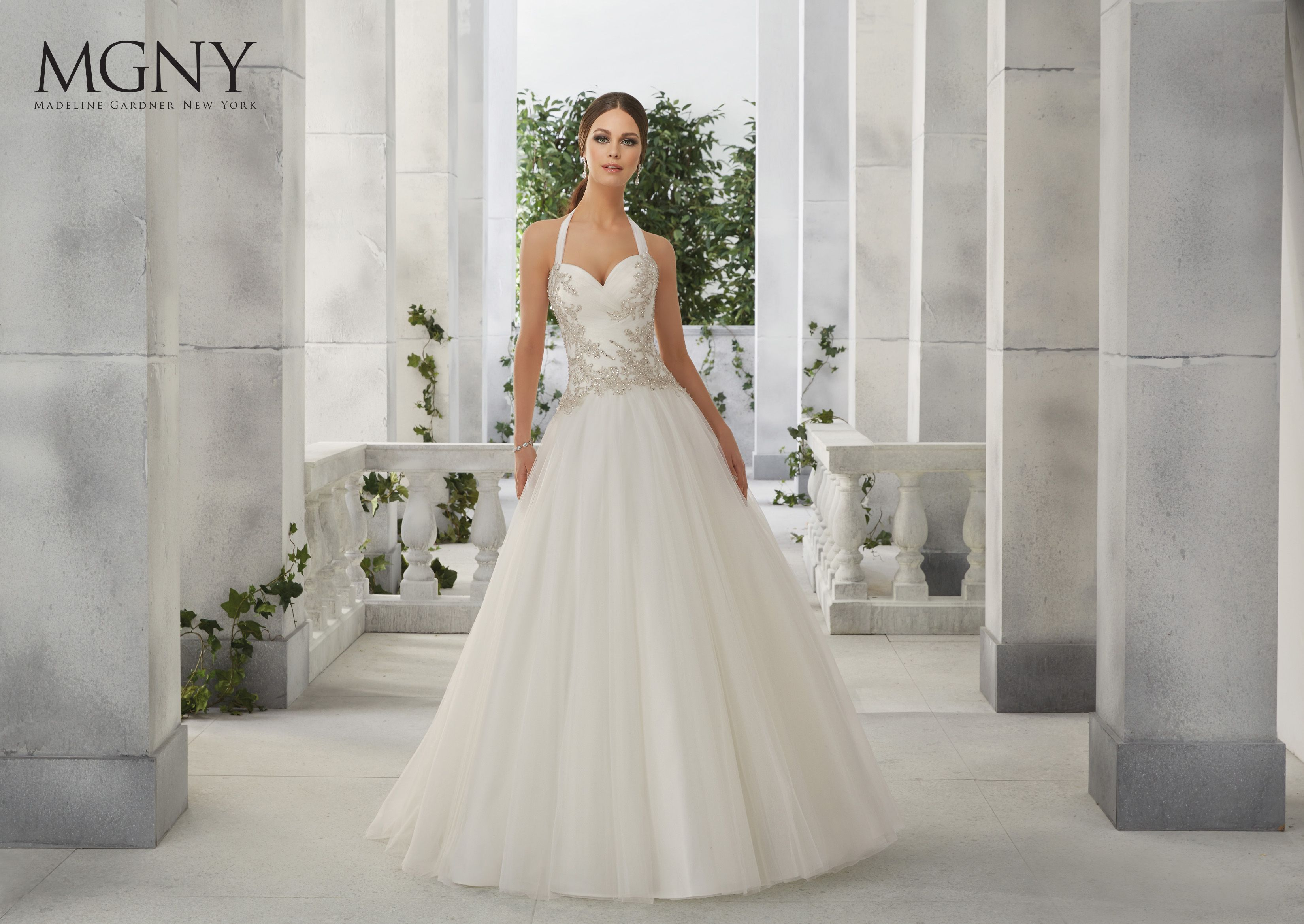 New 2017 Mgny dress | mgny wedding dresses | Pinterest | Wedding ...