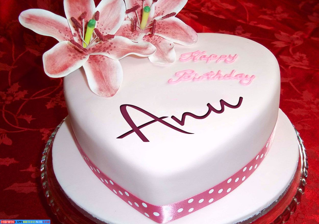 Happy Birthday Anu Images, Cake & Songs in 2020 Happy