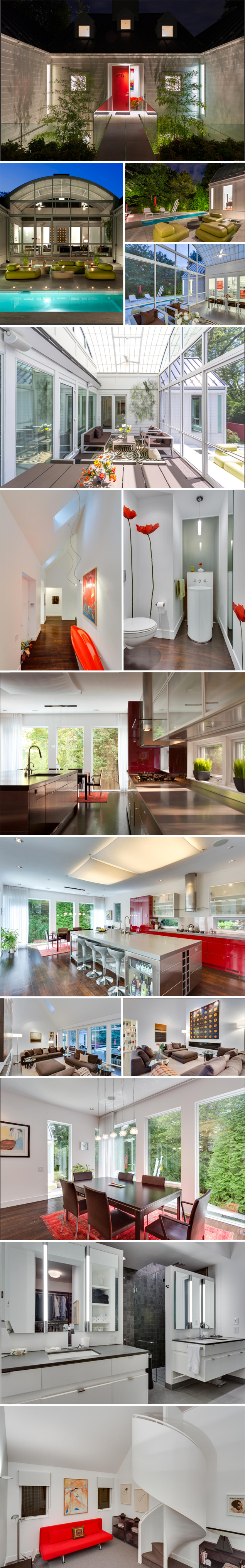 Friday Dream House A Hugh Newell Jacobsen Designed Home in Chevy Chase