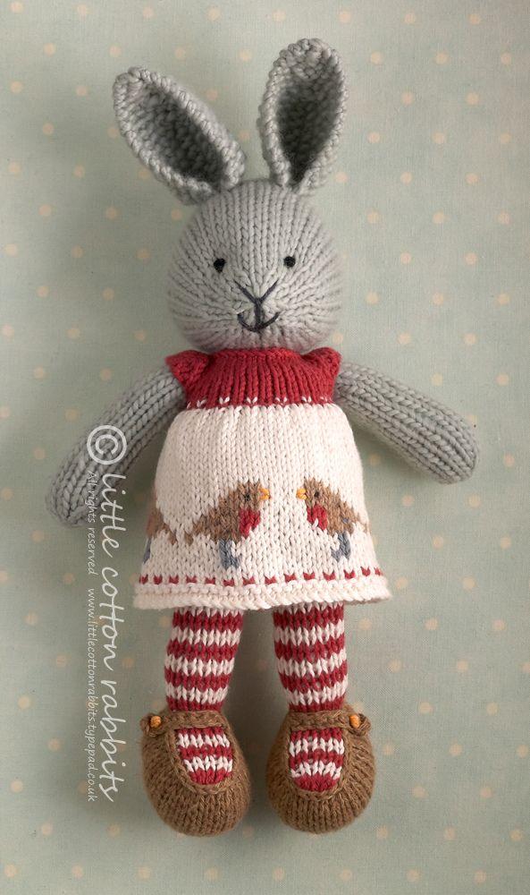 ruby | Rabbit, Toy and Amigurumi patterns