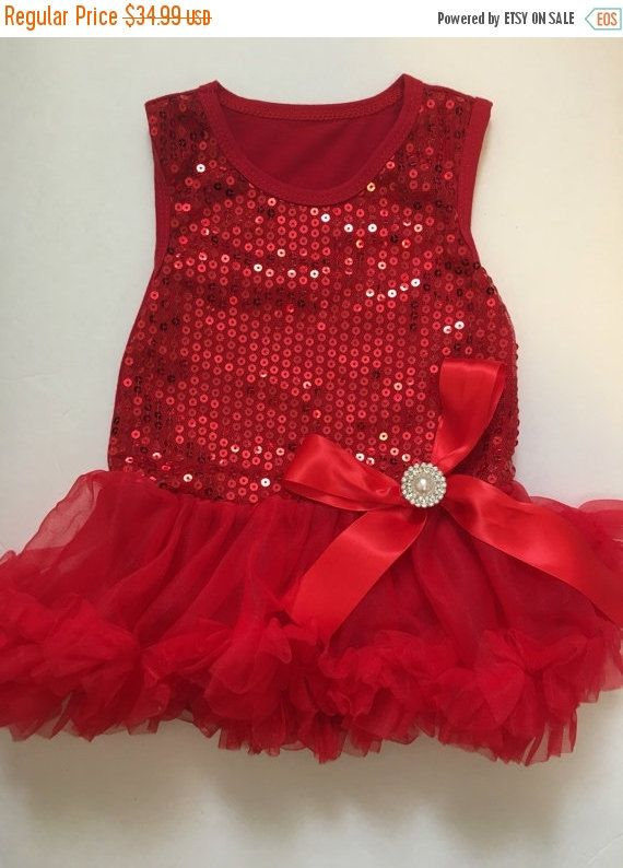Red dress 9 12 months baby toys