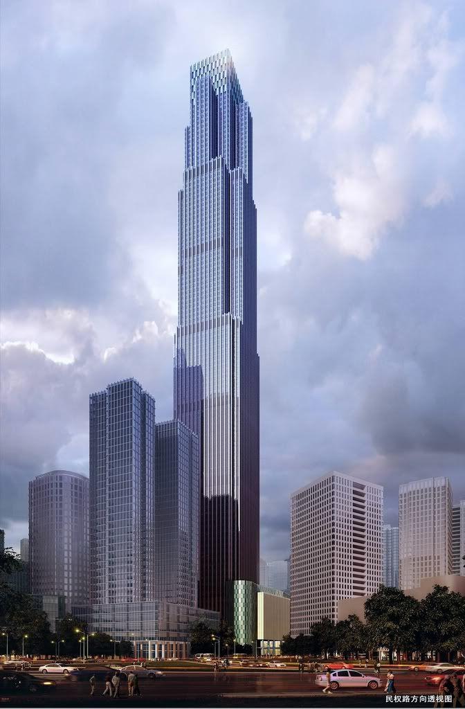 CHINA | Arquitectura y urbanismo - Page 13 - SkyscraperCity