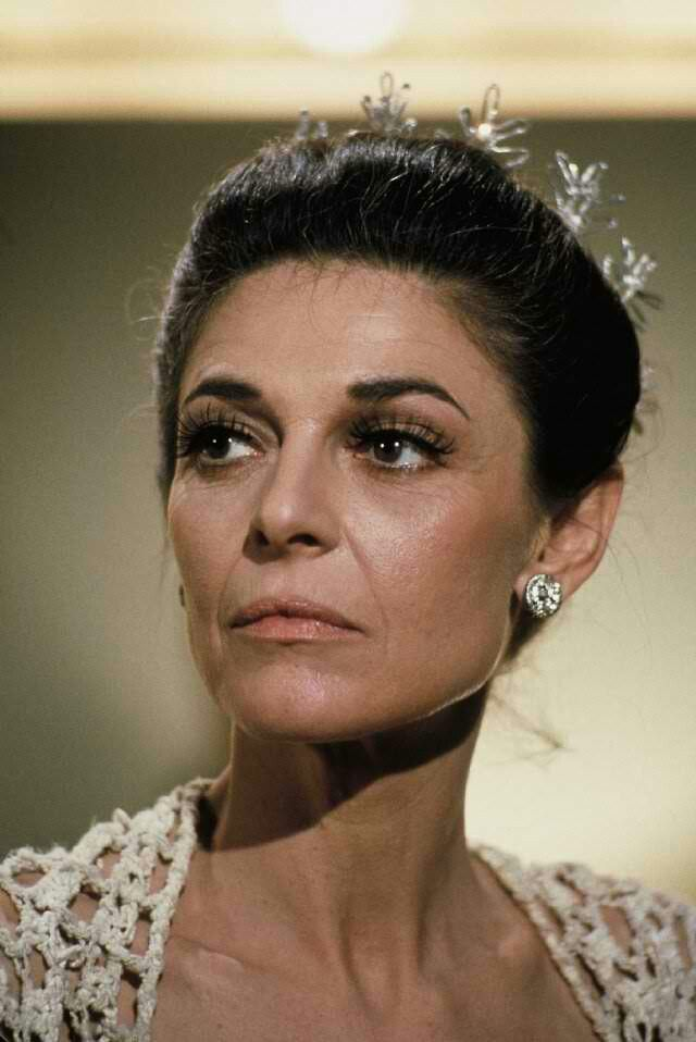 """BEST ACTRESS NOMINEE: Anne Bancroft for """"The Turning Point""""."""