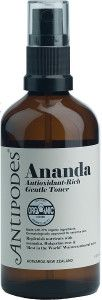 Antipodes Ananda Anti-Oxidant Rich Gentle Toner 100ml