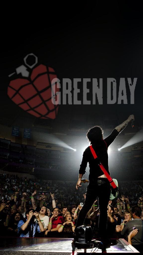 Wallpaper Lockscreen Green Day Green Day Live Green Day Day