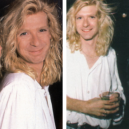 what a great pic of steve clark