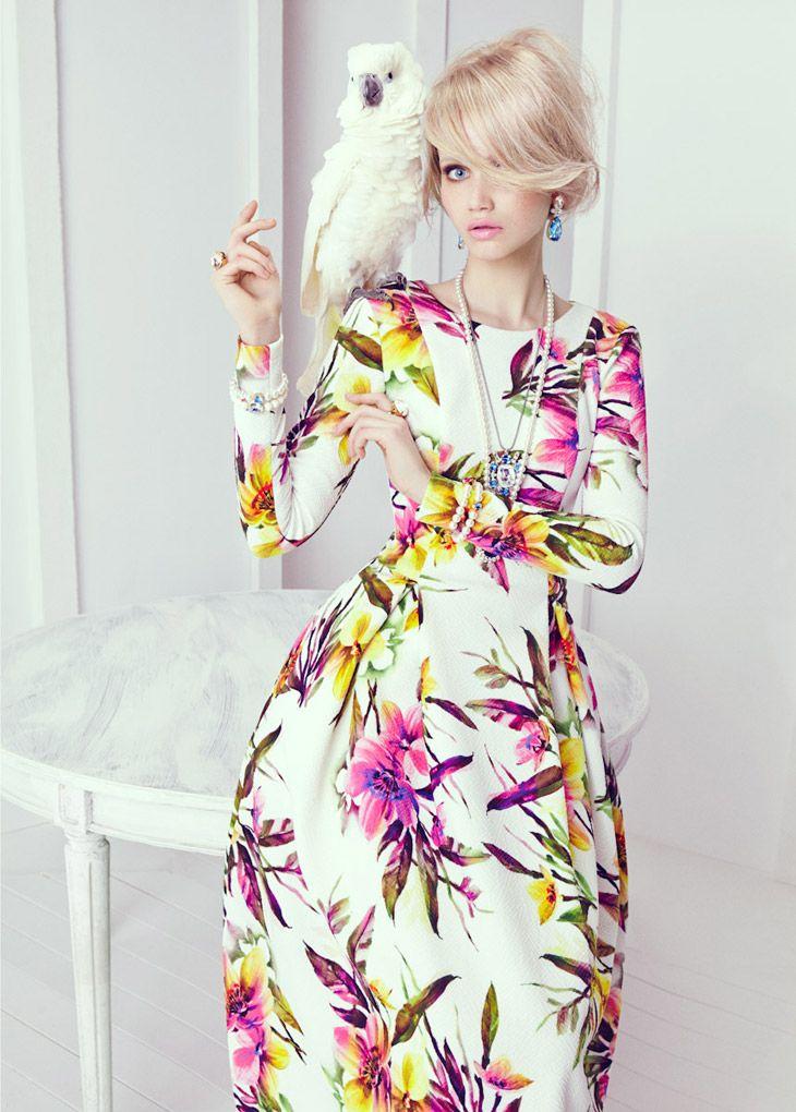 Tendenza moda   Bizuu Primavera / SUMMMER 2014 Campaign - The Glam Pepper
