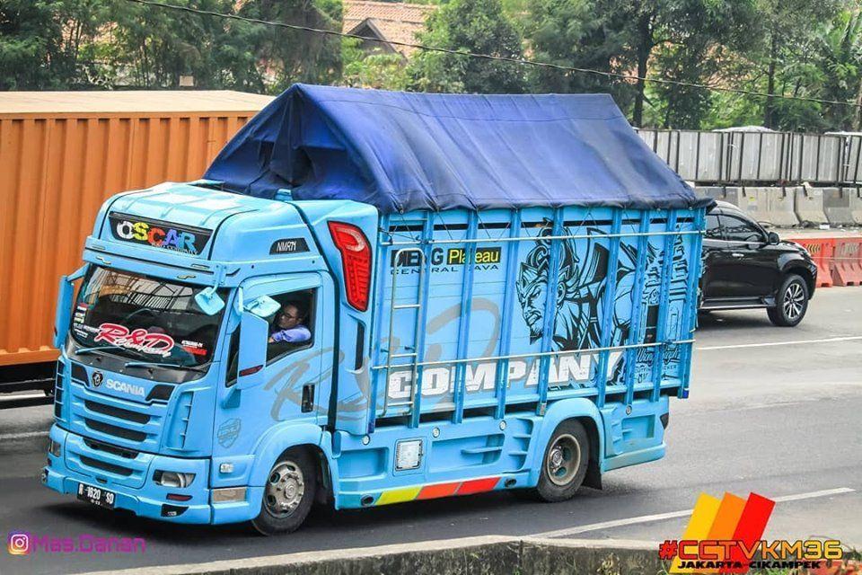 Pin Di Modifikasi Truk Indonesia