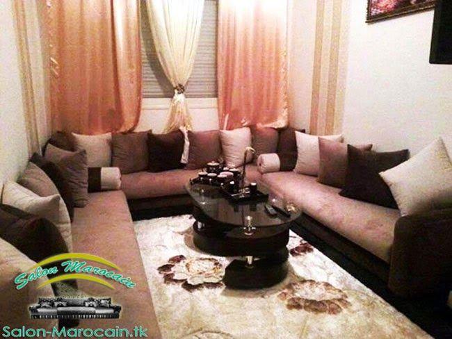 salon marocain classique salon marocain moderne 2014. Black Bedroom Furniture Sets. Home Design Ideas