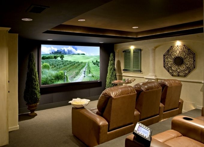 Amazing Media Room Ideas On A Budget Part - 5: 27 Awesome Home Media Room Ideas U0026 Design(Amazing Pictures
