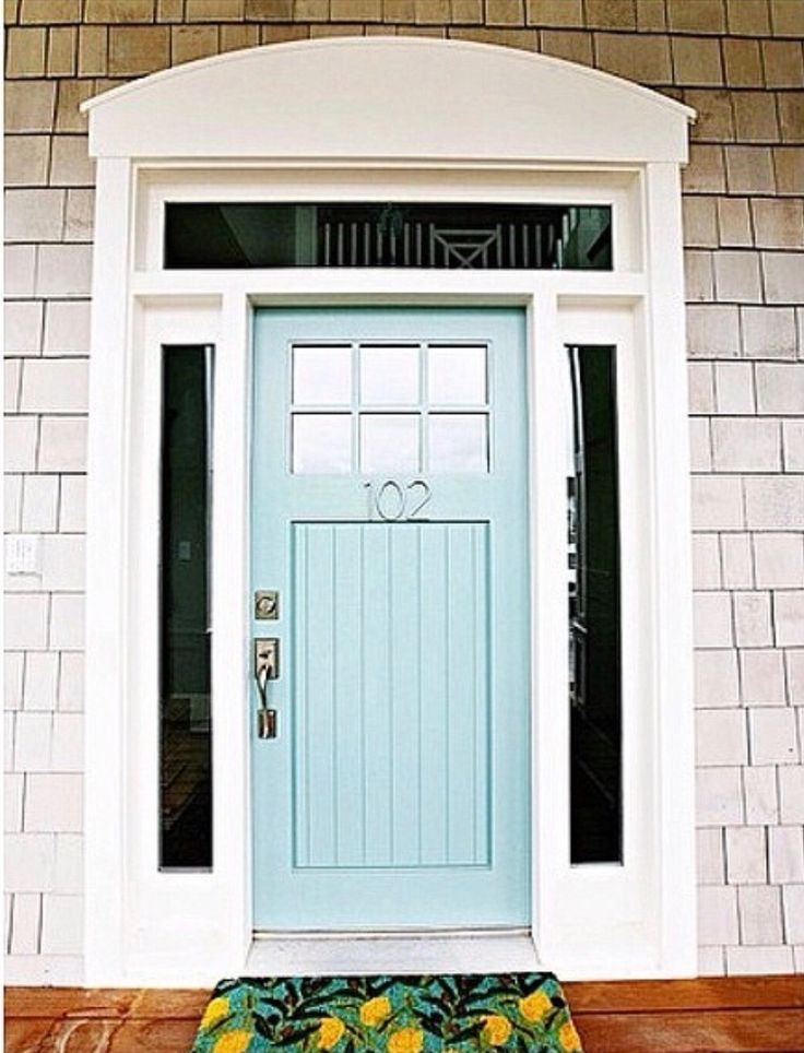Colors For Your Modern Front Doors Yard Pinterest House, Doors