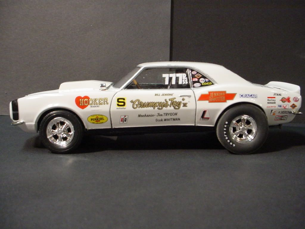 1969 cougar classic car restoration by doug jenkins garage - Bill Jenkins Has Suffered A Serious Health Incident This Was A Post Today From Retired Super Stock Racers From The And Tom Kasch Just Talked