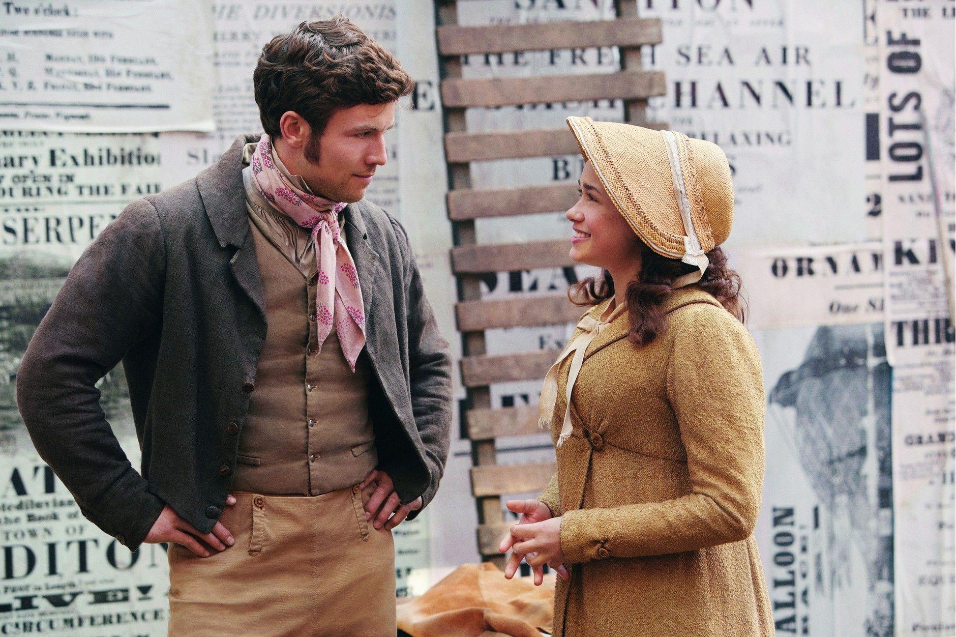 Meet The Cast Of Itv S Sanditon Jane Austen Rose Williams