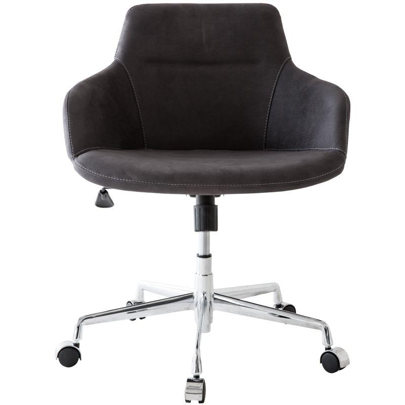 Olaf Office Chair - Slate Grey For Sale