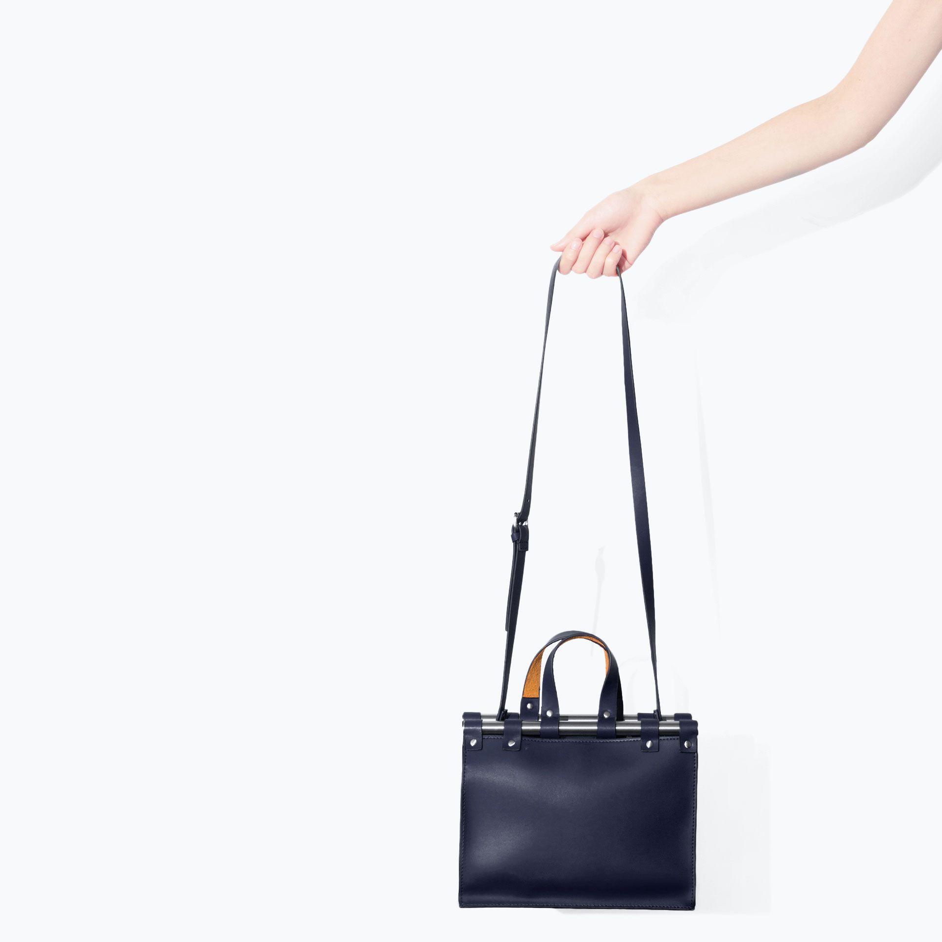1830f35101 Image 4 of MINI DOCTOR BAG from Zara | accessories. bags. | Zara ...