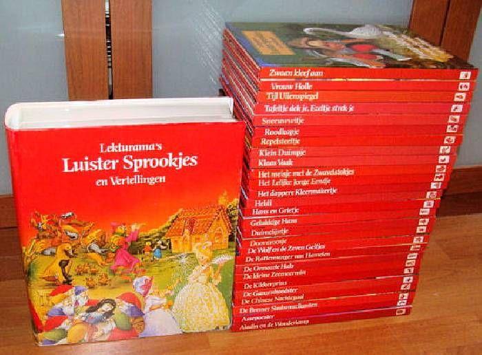 LEKTURAMA LUISTERSPROOKJES EBOOK