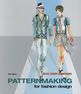 Patternmaking For Fashion Design With Dvd Rom 5th Edition